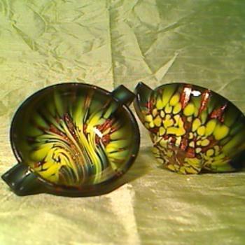 Spatter glass - Art Glass