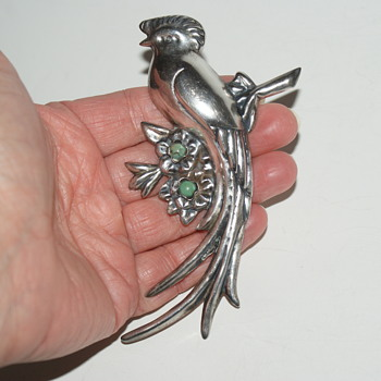 One More Mexican Bird - Fine Jewelry