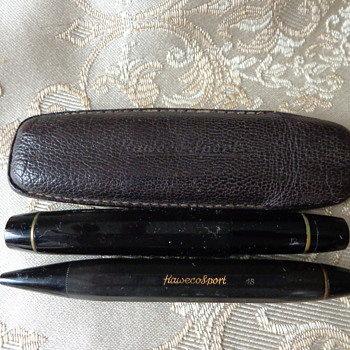 Kaweco Sport Fountain Pen and Pencil Set - 1970's - Pens