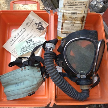 gas mask kit (#1) - Tools and Hardware