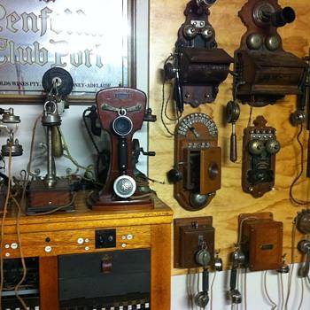 Some phones of Mine - Telephones