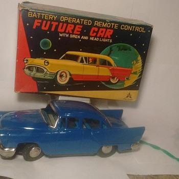 1950's Future Car !!!!!!!! - Toys
