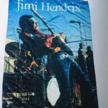 Jimmy Hendrix Wall Hanging - Posters and Prints