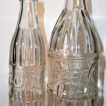 Big-Lu Bottling Company - Bottles