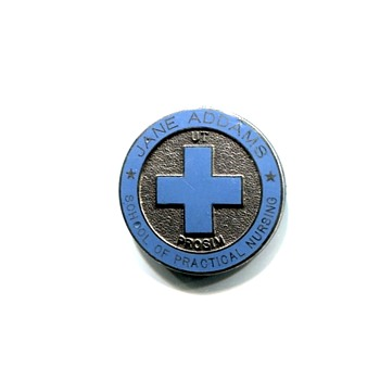Jane Addams School of Practical Nursing Pin - Medals Pins and Badges