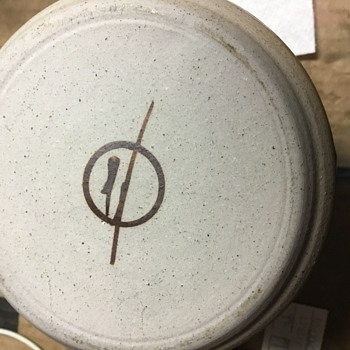 Pottery mark? - Pottery