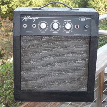 Kalamazoo Model 2 - Guitars