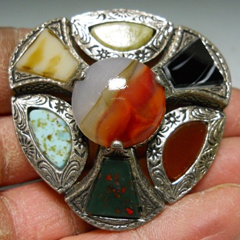 Miracle Celtic Brooch, Mid 20 century - Fine Jewelry