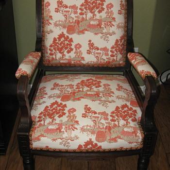 unknown chair - Furniture