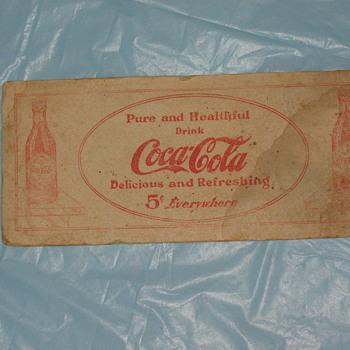 Coca-Cola trinkets. - Coca-Cola