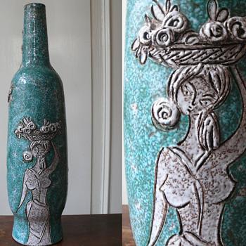 my three italian graces  - Pottery