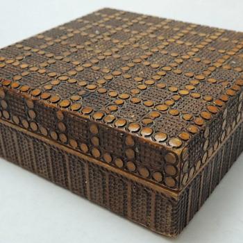 Trinket Box - HANDMADE IN POLAND - Fine Jewelry