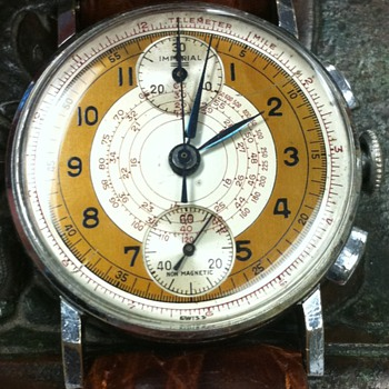 Imperial Chronograph - Wristwatches