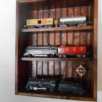 Old trains - Model Trains
