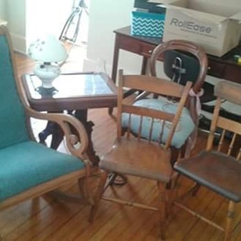 Great Grandmother's Rocking Chair