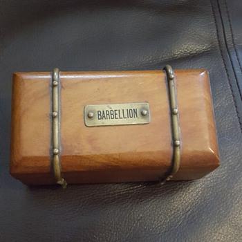 Rar small box - Victorian Era