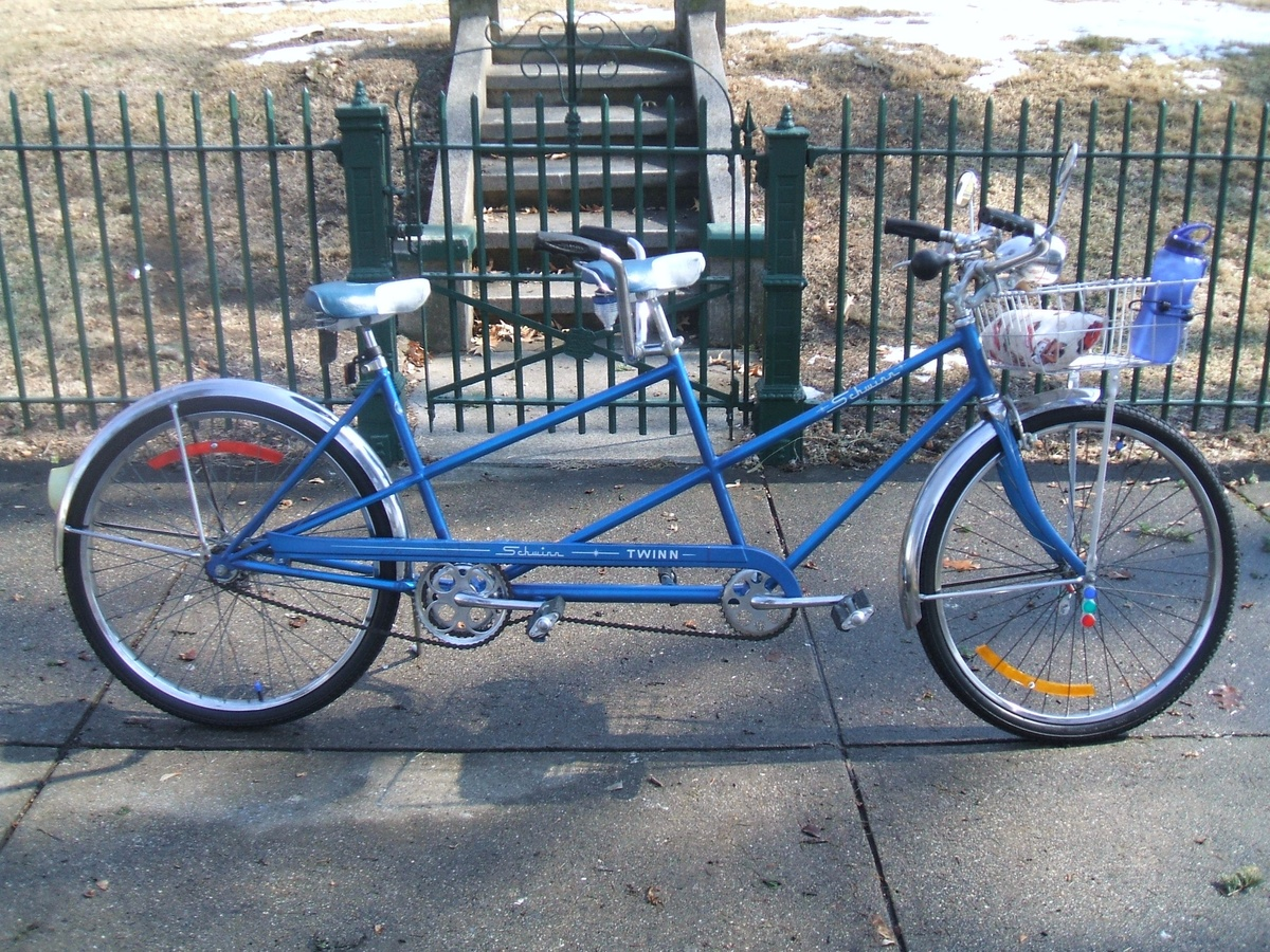 My 1964 Schwinn Tandem Bicycle Collectors Weekly