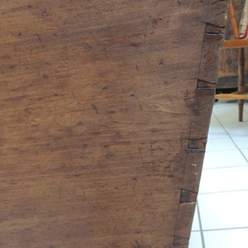 A Tale of Two Cradles Part II - Furniture