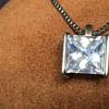 Vintage silver necklace