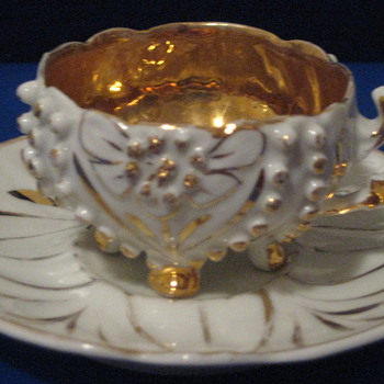 Help with Identification of demitasse set - China and Dinnerware