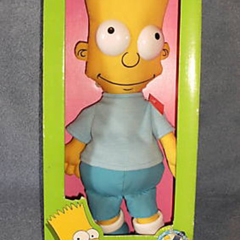 DanDee Simpsons fun - Dolls