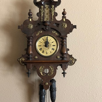 German clock? - Clocks