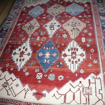 Do you know my origin? - Rugs and Textiles