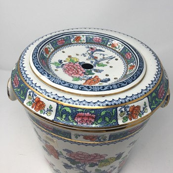Any idea what this three piece mystery would have been made or used for? - Asian