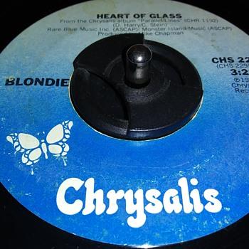 45 RPM SINGLE....#219 - Records