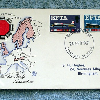 1965-1969-post office first day stamp issues-uk events.