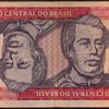 Brazil - (100) Cruzeiros Bank Note