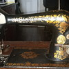 Singer sewing machine model G727662 manufactured and the year1919