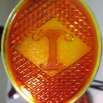 Diamond T taillight lens