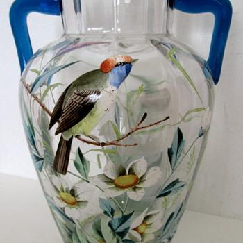 My Lovely Harrach glass Vase - Art Glass
