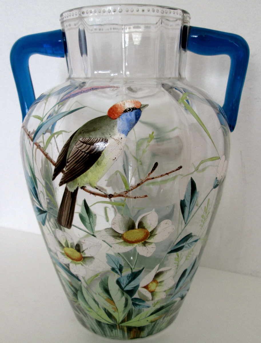 My Lovely Harrach glass Vase | Collectors Weekly