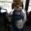 Vintage Japan Cookie Jar