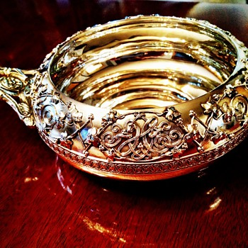Tiffany & Co Sterling Porringer - Silver