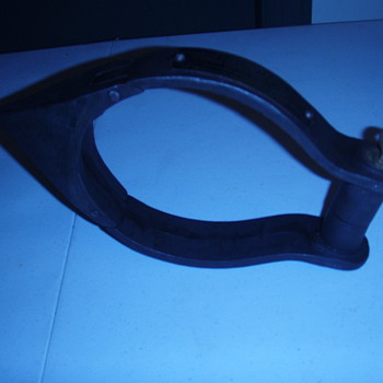 Anti theft security collar for model T Ford - Tools and Hardware