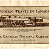 Canadian National Railway 1927 Brochure
