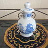 Mini Blue White Chinese Vase Jar Pot ??????