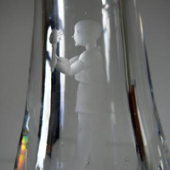 swedish suspect - Art Glass