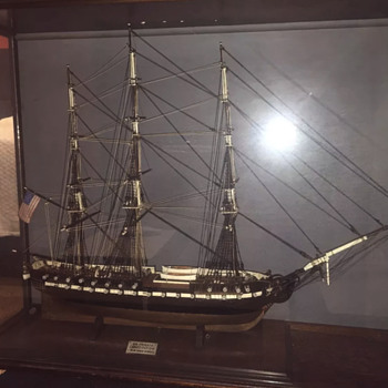 "U.S Constitution ""Old IronSides"""