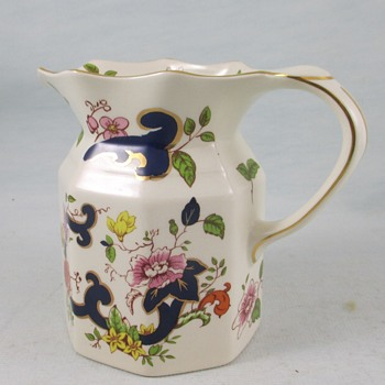 Ironstone Made in England  - Pottery