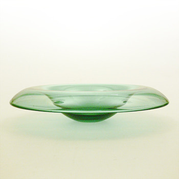 EVERGREEN/KRAVESKAAL, Per Lütken (Holmegaard, 1985) - Art Glass
