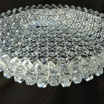 My Favorite American Brilliant Period Cut Crystal - Glassware