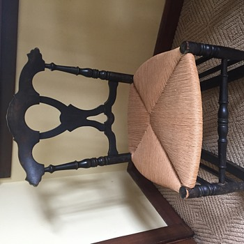 Rocking chair.  - Furniture