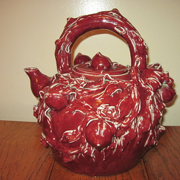Mystery Teapot - China and Dinnerware