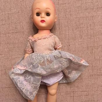 Vintage Walking Doll - Dolls