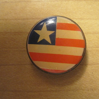 USA Button - Sewing