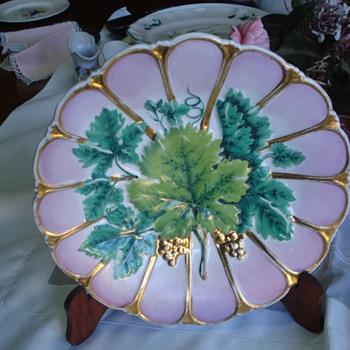Schuman Berlin Plate before 1850 - China and Dinnerware